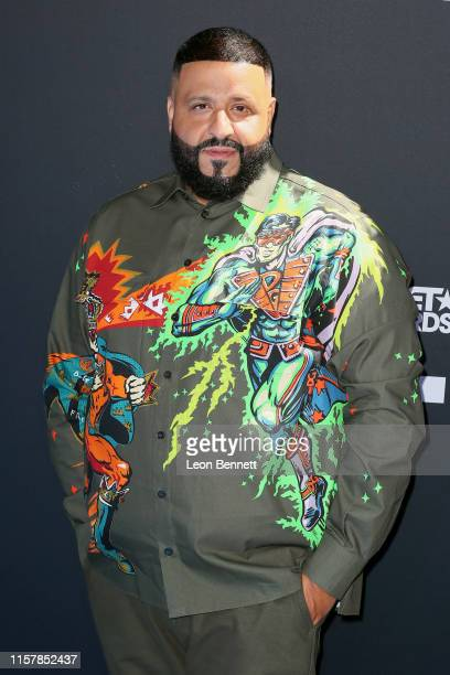 Khaled attends the 2019 BET Awards on June 23, 2019 in Los Angeles, California.