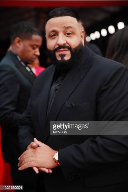 Khaled attends the 62nd Annual GRAMMY Awards at STAPLES Center on January 26, 2020 in Los Angeles, California.