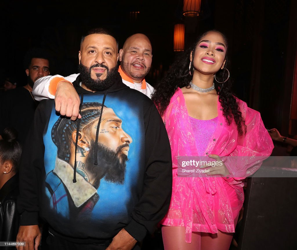 NY: DJ Khaled Album Release Party