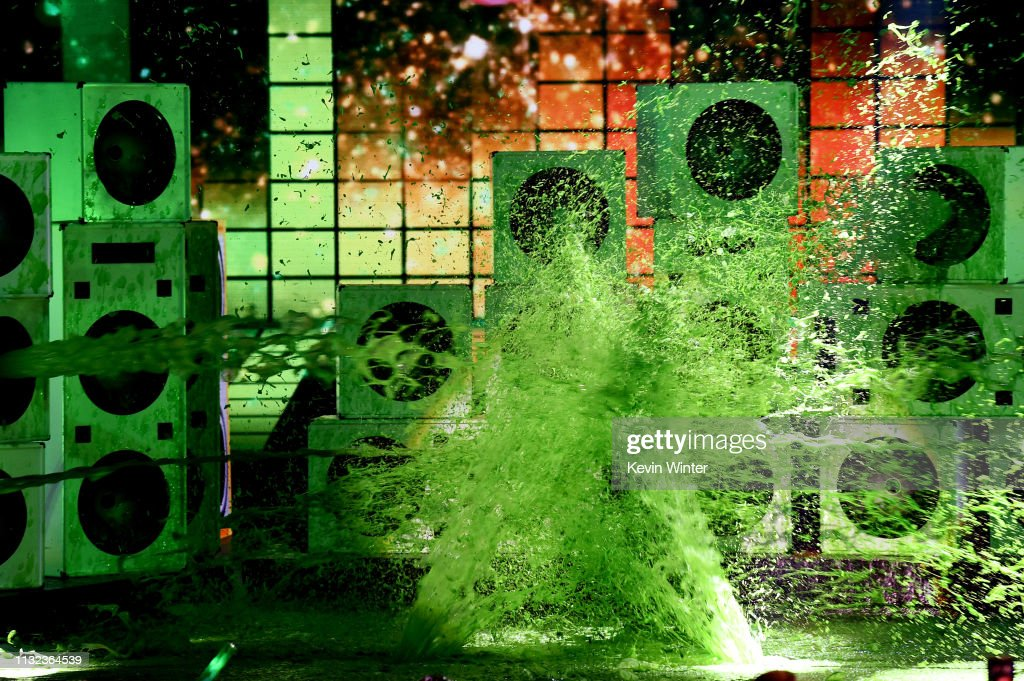 Nickelodeon's 2019 Kids' Choice Awards - Show : News Photo