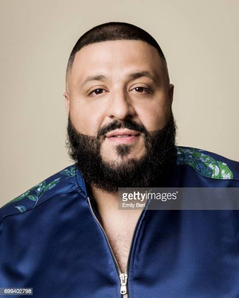 DJ Khaled is photographed for VSCO on May 21 2017 in Las Vegas Nevada