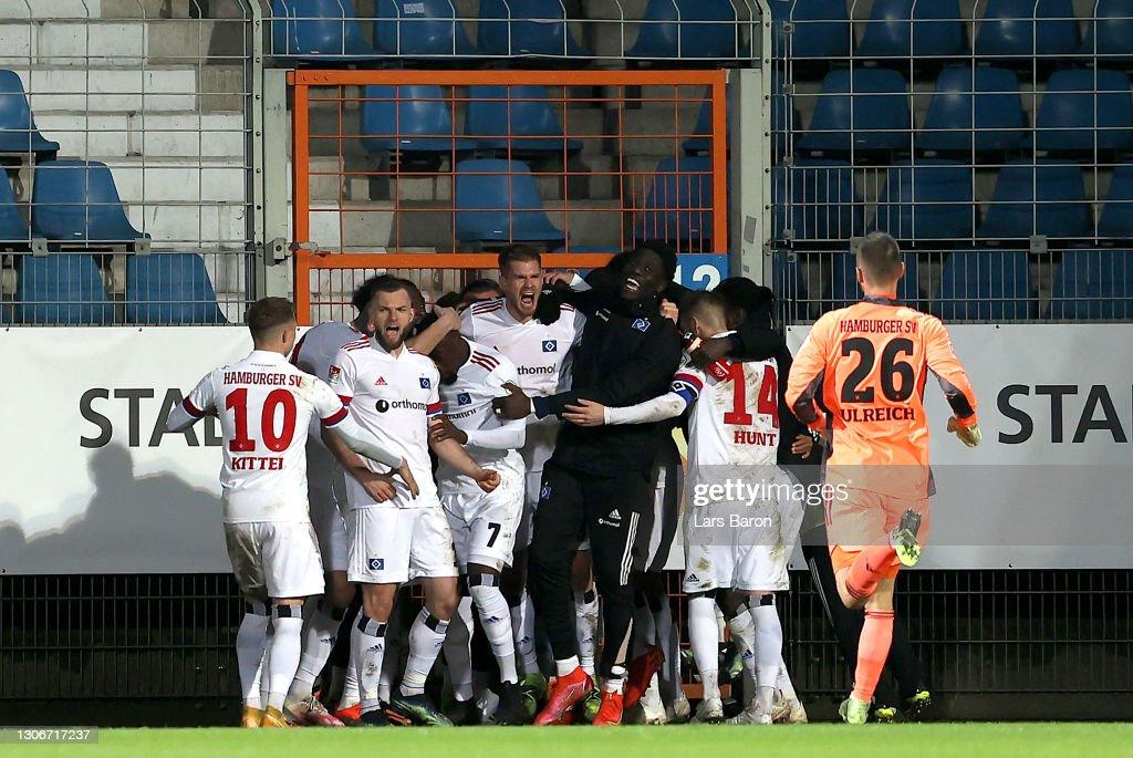 VfL Bochum 1848 v Hamburger SV - Second Bundesliga : News Photo