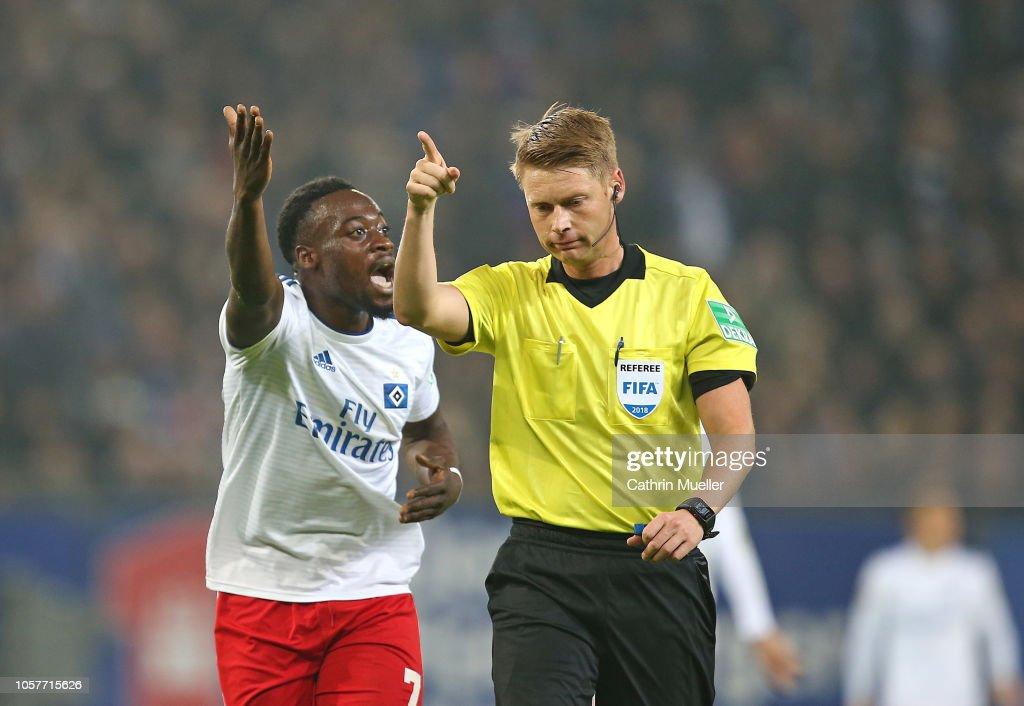 Hamburger SV v 1. FC Koeln - Second Bundesliga : Nachrichtenfoto