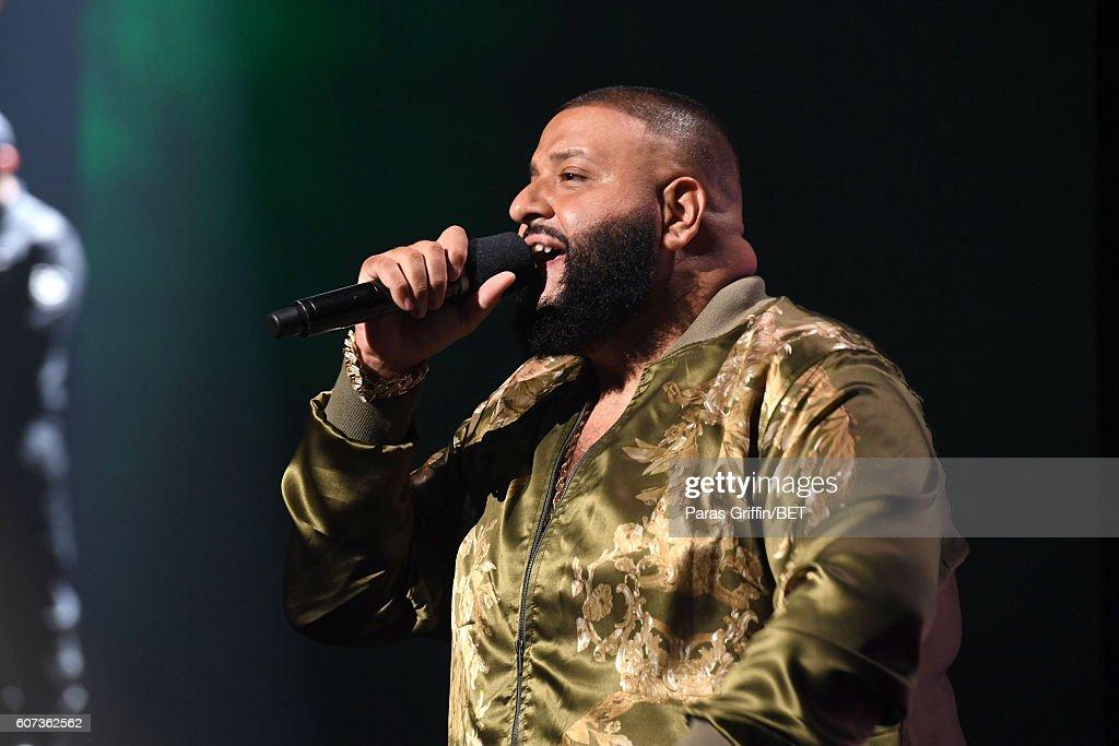 BET Hip Hop Awards 2016 - Show : News Photo
