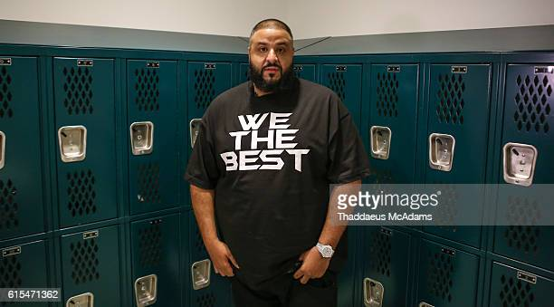 11 Khaled Visits Miami High School Photos And Premium High Res Pictures Getty Images