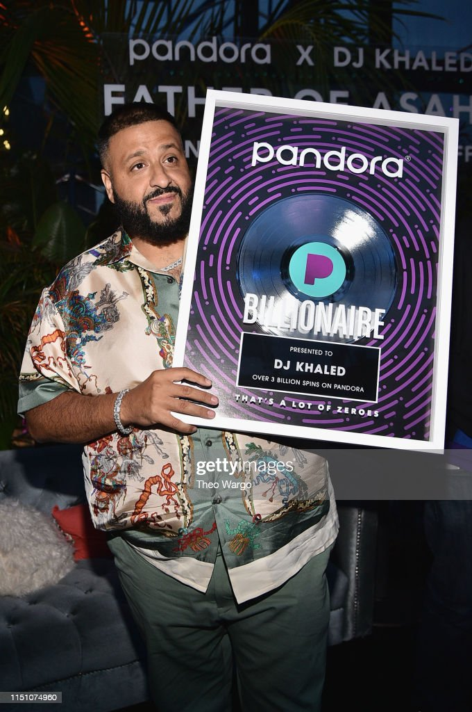 NY: Pandora x DJ Khaled: Father Of Asahd Sound Of Summer Kick-Off