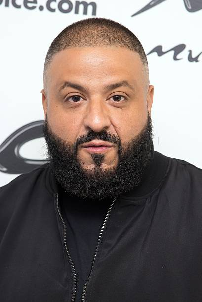 DJ Khaled Visits Music Choice On July 20 2016 In New York City