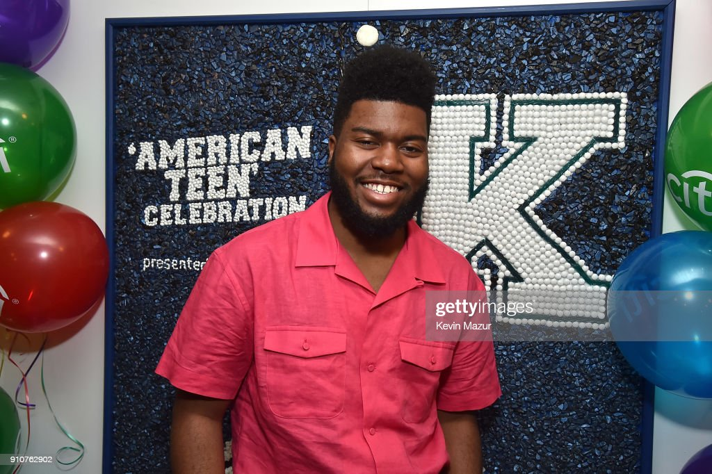 Citi celebrates 5X GRAMMY nominated artist Khalid at 'American Teen' Event : ニュース写真