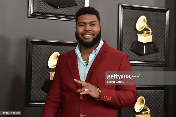 Khalid attends the 62nd Annual Grammy Awards at Staples Center on January 26, 2020 in Los Angeles, CA.