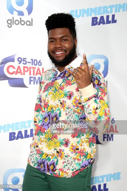 Khalid attends the Capital FM Summertime Ball at Wembley Stadium on June 08, 2019 in London, England.