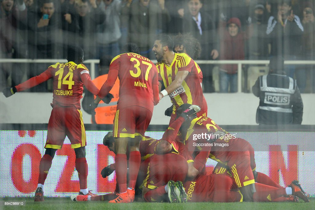 Malatyaspor v Galatasaray - Turkish Super Lig
