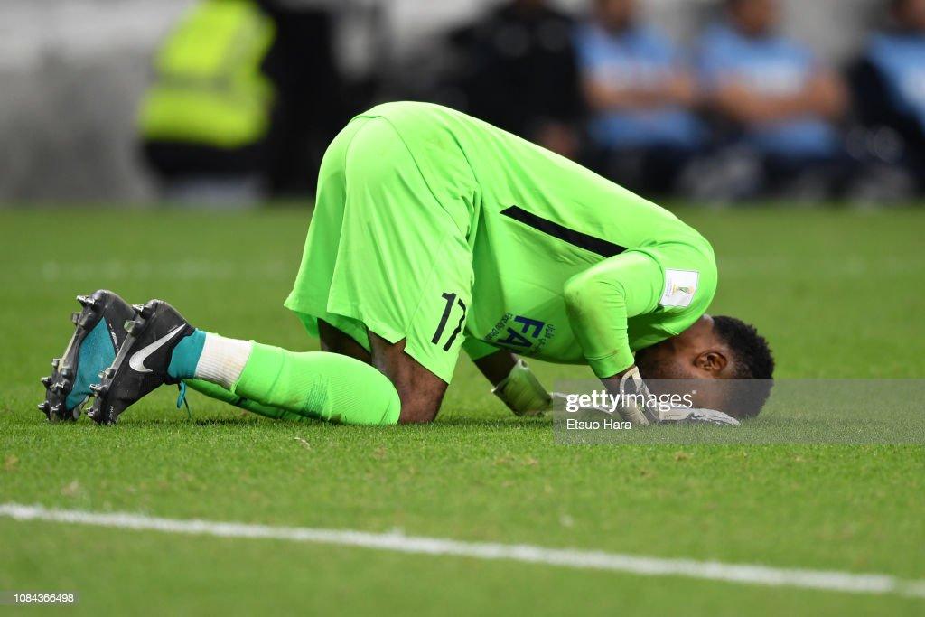 River Plate v Al Ain - FIFA Club World Cup UAE 2018 Semi Final : News Photo