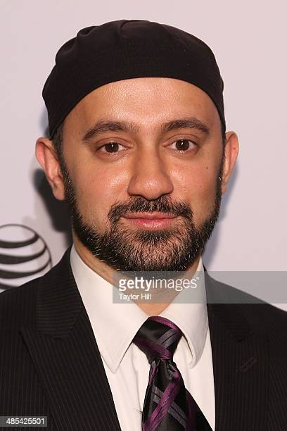 Khalid Latif attends the Shorts Program City Limits during the 2014 Tribeca Film Festival at AMC Loews Village 7 on April 17 2014 in New York City