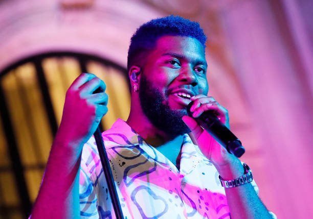 """DC: Apple Music's """"Up Next Live"""" With Khalid"""