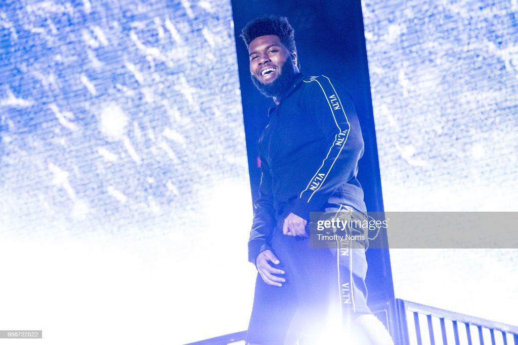 Khalid Performs At Greek Theatre : News Photo