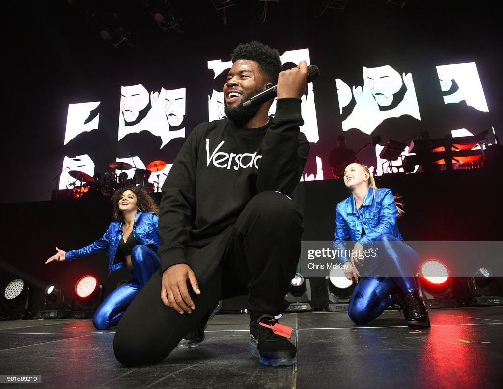 Khalid In Concert - Duluth, Georgia : News Photo