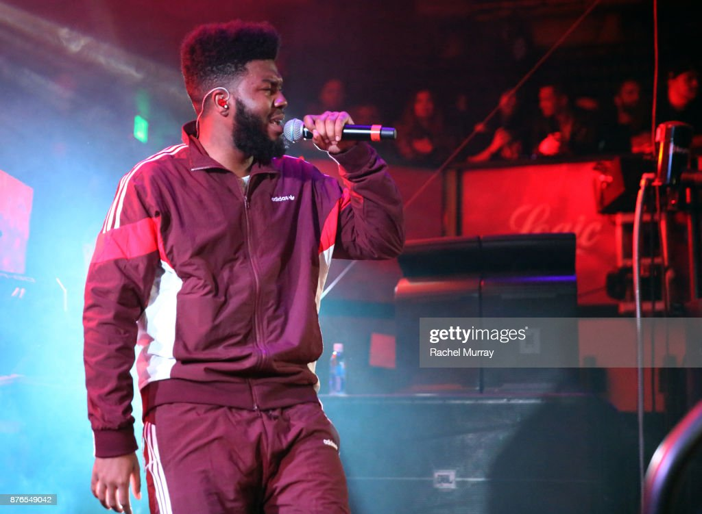 Khalid received five nominations - Song of the Year, Best New Artist, Best R&B Song, Best Urban Contemporary Album, Best Music Video