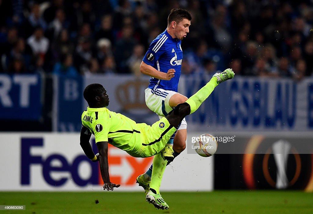 FC Schalke 04 v Asteras Tripolis FC - UEFA Europa League