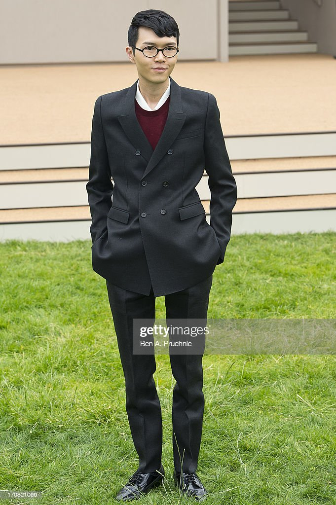 Celebrity Sightings - London Collections: MEN SS14 In London - June 18, 2013