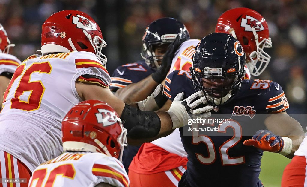 Kansas City Chiefs v Chicago Bears : News Photo