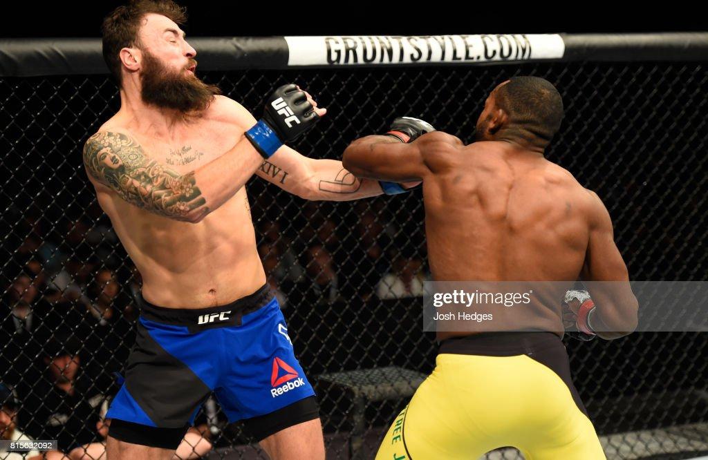 UFC Fight Night: Rountree Jr v Craig : News Photo