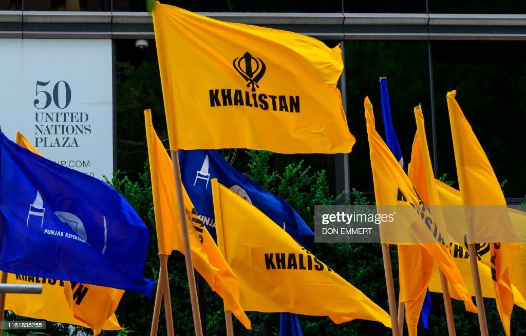 US-INDIA-POLITICS-SIKHS : News Photo