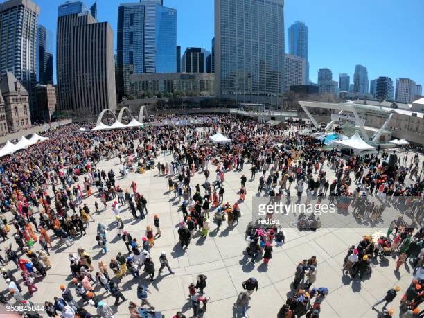 khalsa day celebrations à toronto - professional occupation photos et images de collection