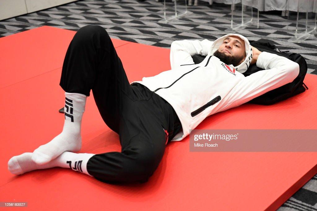 UFC Fight Night: Whittaker v Till : News Photo