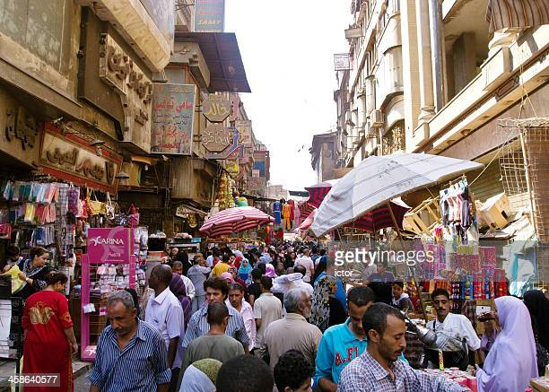 khan el khalili bazaar in cairo - cairo stock pictures, royalty-free photos & images