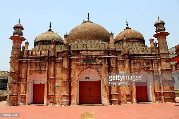 Khan Mohammad Mirdha's mosque