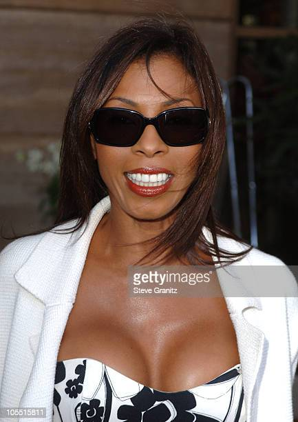 Khandi Alexander during 3rd Annual BAFTA Tea Party Honoring Emmy Nominees at Park Hyatt in Century City California United States