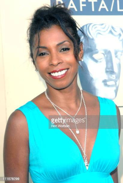 Khandi Alexander during 4th Annual BAFTA/LA Primetime Emmy Tea Party Arrivals at Park Hyatt Hotel in Century City California United States