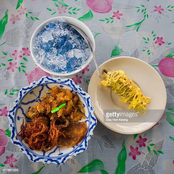 Khao Chae, Thailand summer dish