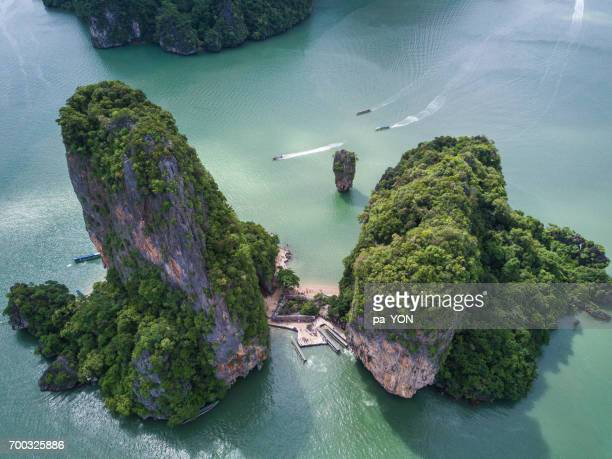 Khao Phing Kan (James Bond Island)