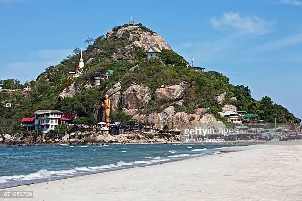 Khao Takiab hill, Hua Hin Beach. Thailand