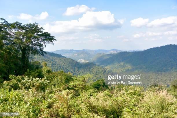 Khao Yai Thailand Overlook
