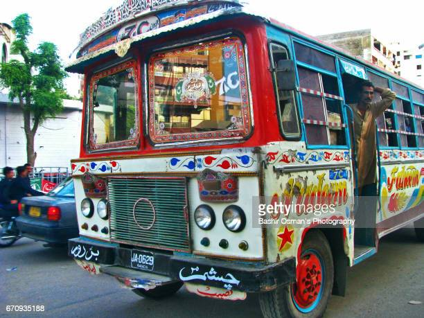Kharadar -the old city areas of Karachi