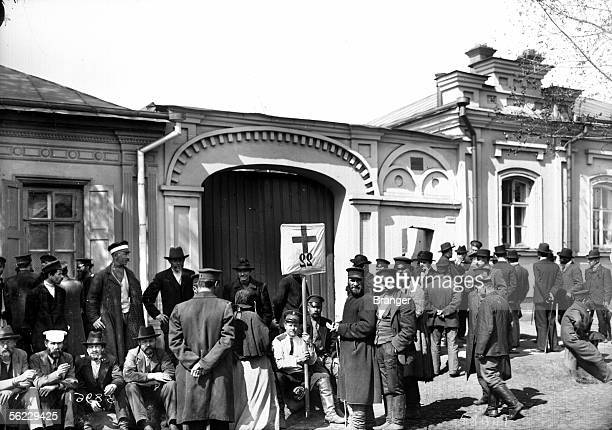 Kharkov Mobilization 1910 BRA58961