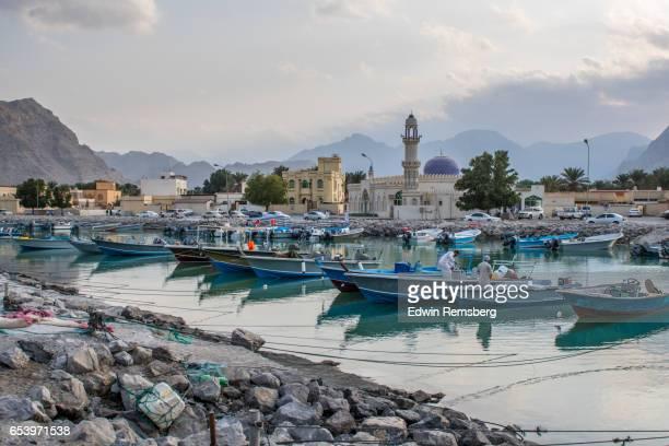 Khasab Harbor