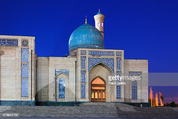 Khast Imam is a complex of buildings in Tashkent, consisting of several mosques, islamic schools , such as Barak-Khan, Tilla Sheikh Mosque and the...