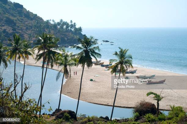 Khavne beach at sindhudurg, Maharashtra, India