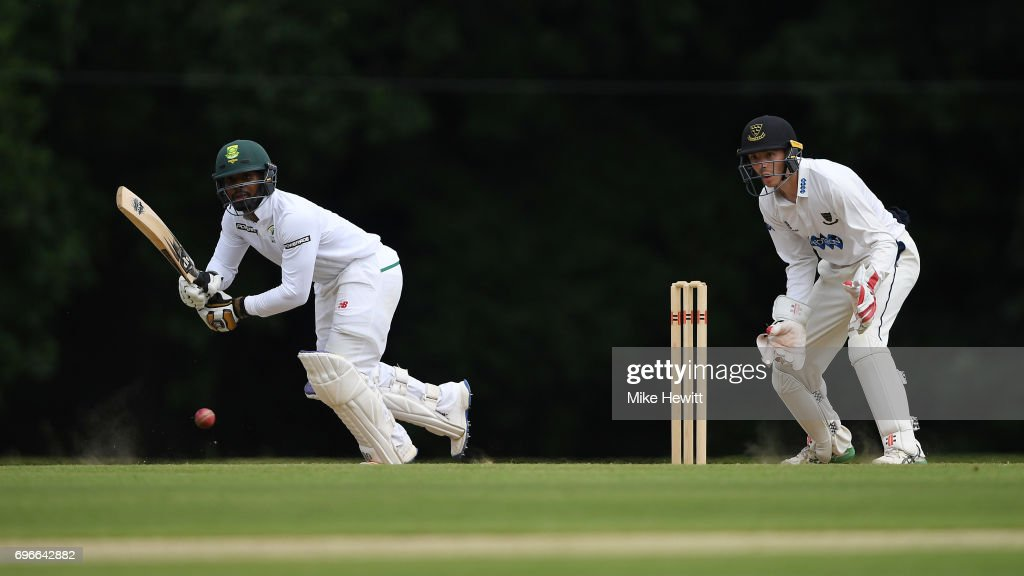 Sussex v South Africa A - Tour Match : News Photo