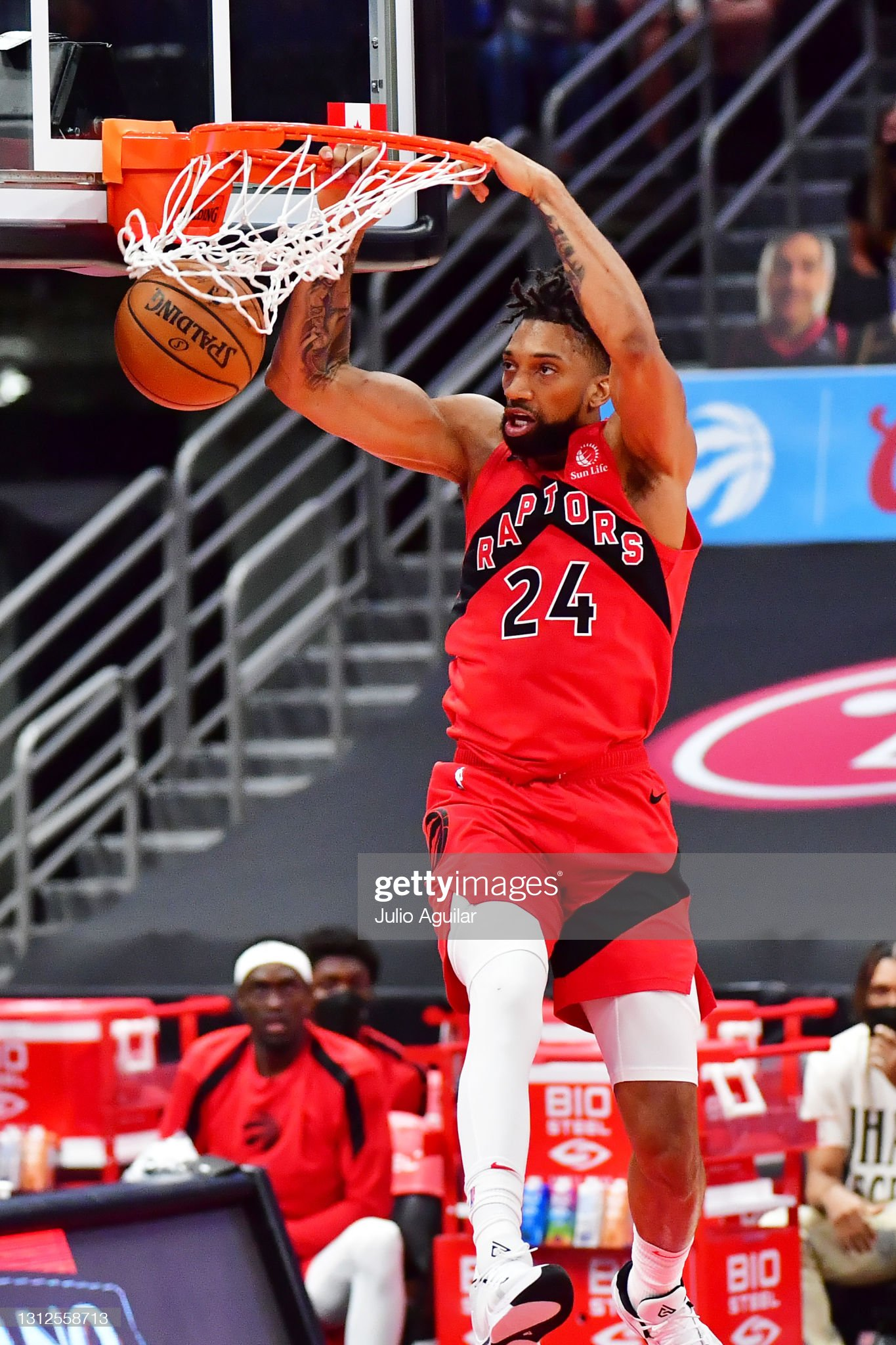 San Antonio Spurs v Toronto Raptors : News Photo