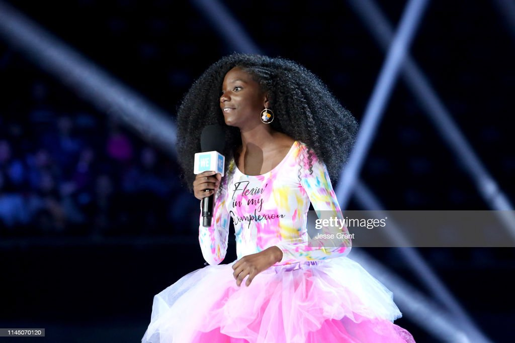 WE Day California Celebrates 16,000 Youth Leading Lasting Change in America : News Photo