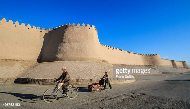 Khiva is split into two parts. The outer town, called Dichan Kala, was formerly protected by a wall with 11 gates. The inner town, or Itchan Kala, is...