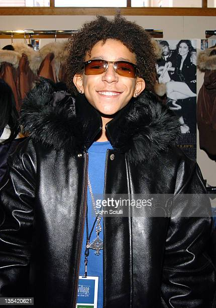Khleo Thomas at Fred Segal during 2005 Park City Fred Segal Boutique at Village at the Lift at Village at the Lift in Park City Utah United States