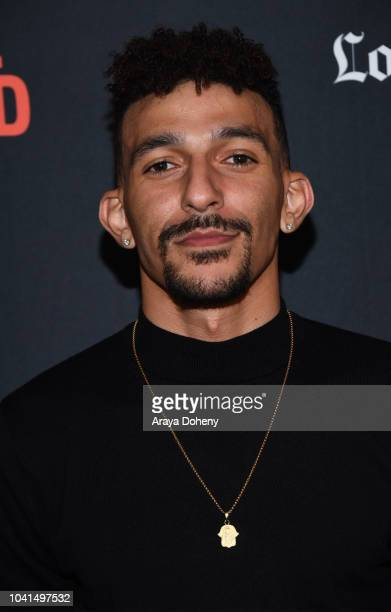 Khleo Thomas attends the screening of We The Coyotes during the 2018 LA Film Festival at ArcLight Culver City on September 26 2018 in Culver City...