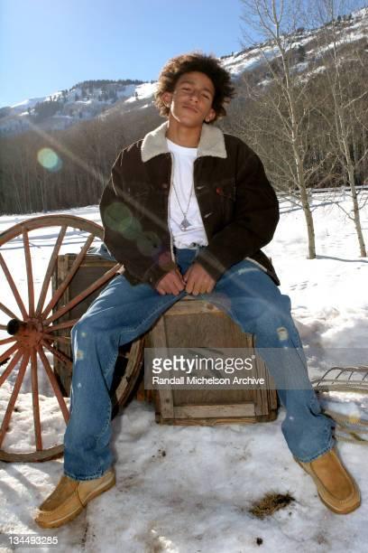 Khleo Thomas during 2005 Sundance Film Festival Khleo Thomas Outdoor Portraits at Park City in Park City Utah United States