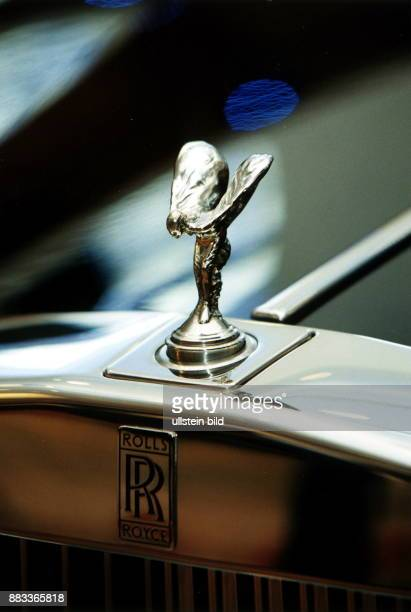 k hlerfigur emily rolls royce stock photos and pictures. Black Bedroom Furniture Sets. Home Design Ideas