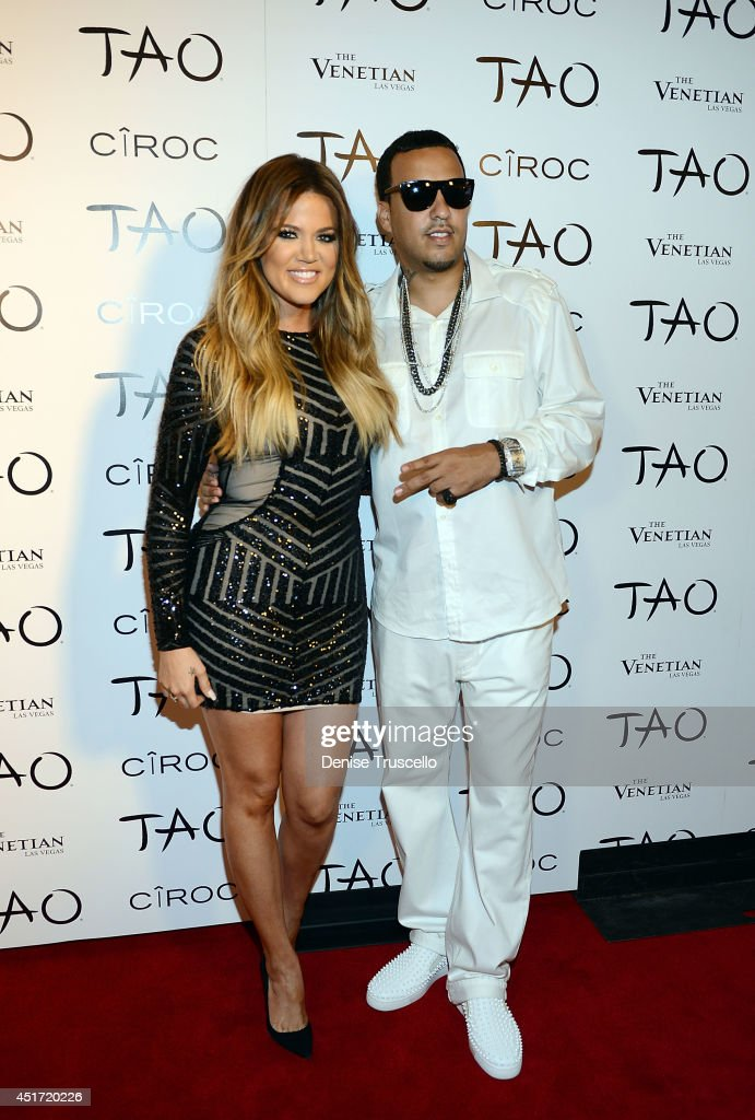 Khloe Kardashian Celebrates Her 30th Birthday At TAO Las Vegas : News Photo